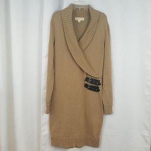 Michael Kors Sweater Dress Size Small